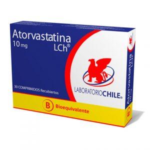 Atorvastatina 10 mg