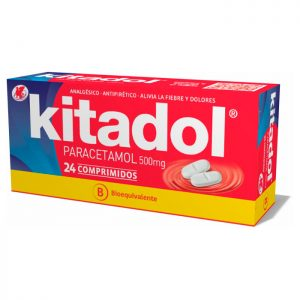 Kitadol Paracetamol 500 mg
