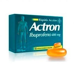 Actron 400 mg
