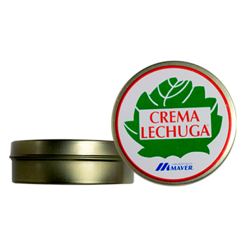 Crema Lechuga Clásica