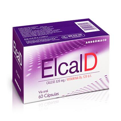 Elcal D Forte 320 mg