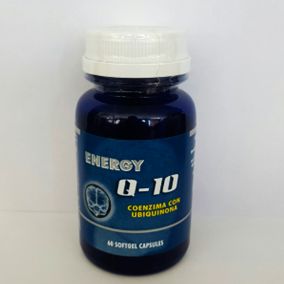 Energy Q-10 60 softgel capsules