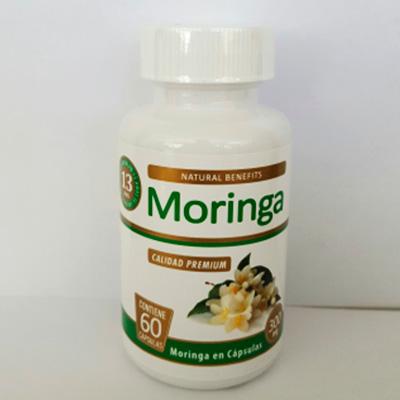 Moringa 300 mg 60 cápsulas