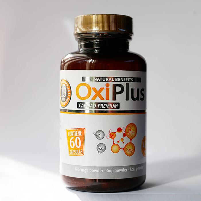 Oxiplus 60 cápsulas