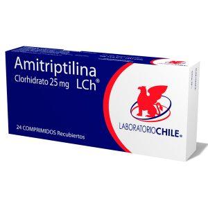 Amitriptilina Chorhidrato 25 mg