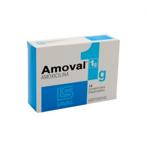 Amoval 1g