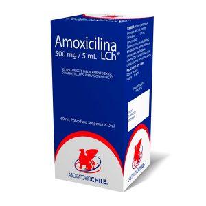 a 500 mg 5 ml suspensión oral