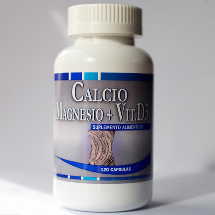 Calcio Magnesio + Vitamina D3