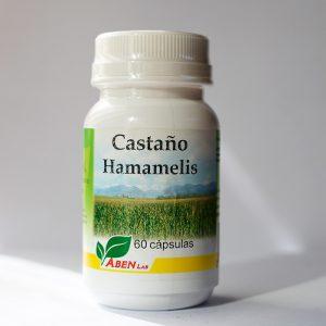 Castaño Hamamelis 60 cápsulas