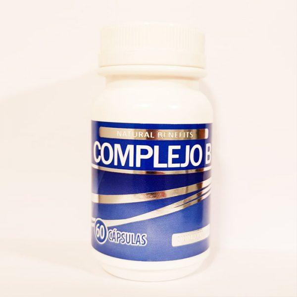 Complejo Vitamínico B 60 cápsulas