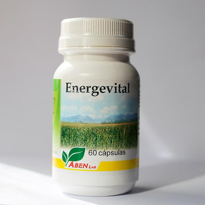 Energivital 60 cápsulas