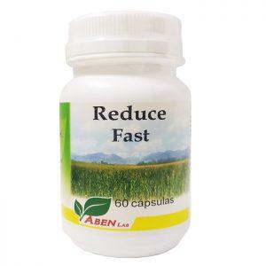 Reduce Fast 60 cápsulas Aben Lab
