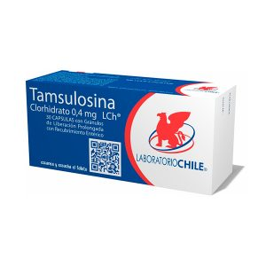 Tamsulosina Clorhidrato 0,4 mg