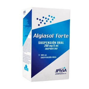 Algiasol Forte 100 ml suspensión oral