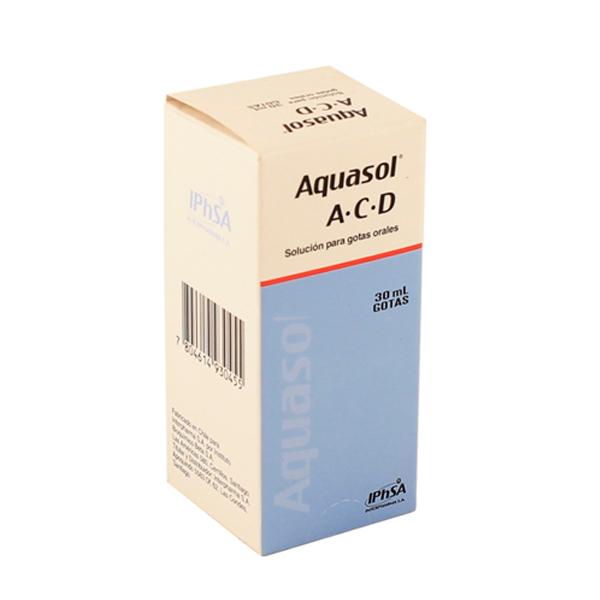 Aquasol ACD 30 ml gotas