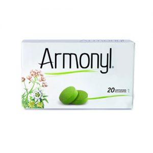 Armonyl 20 comprimidos recubiertos