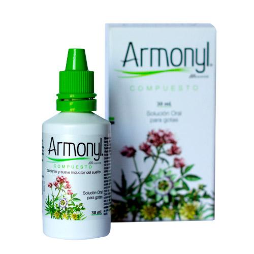 Armonyl compuesto 30 ml