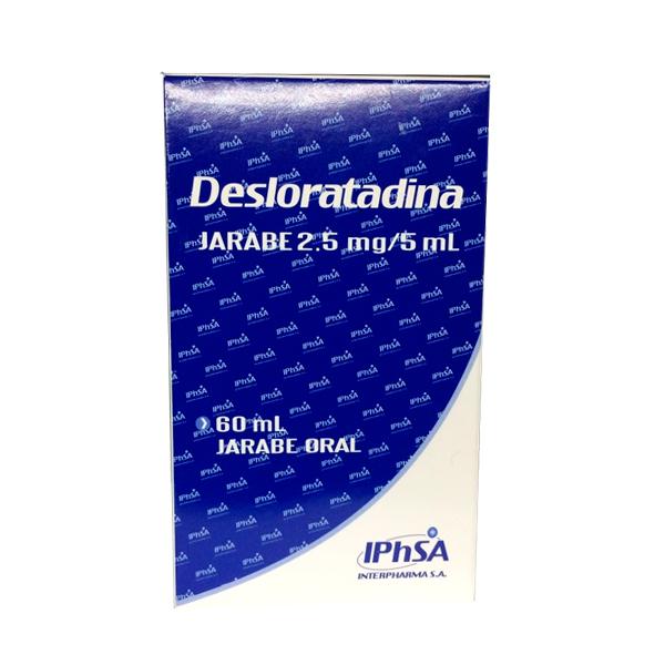 Desloratadina Jarabe 60 ml