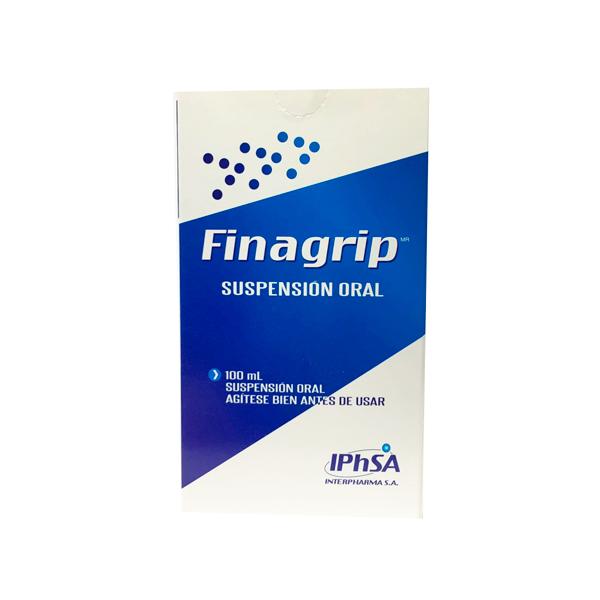 Finagrip 100 ml Suspensión Oral