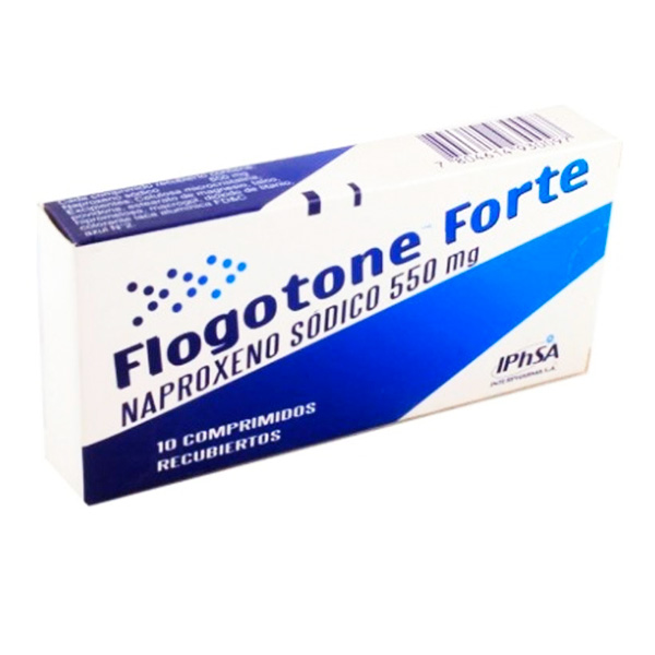 Flogotone Forte 550 mg