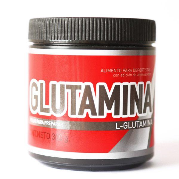 Glutamina 300 g