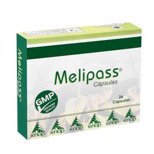 melipass tranquilizante 24 cápsulas