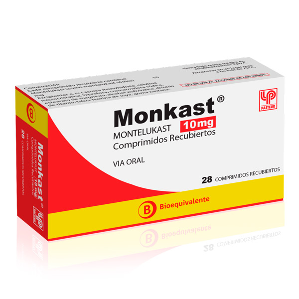 Monkast 10 mg