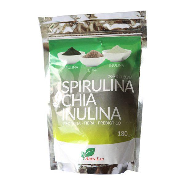 Spirulina Chia Inulina 180 g