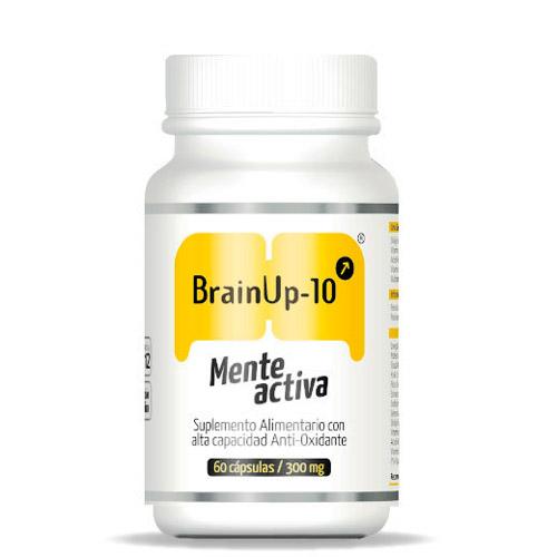 Brain Up-10 Mente activa 300 mg 60 cápsulas