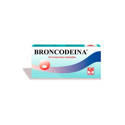 Broncodeína