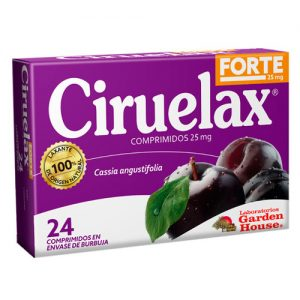 Ciruelax forte 24 comprimidos