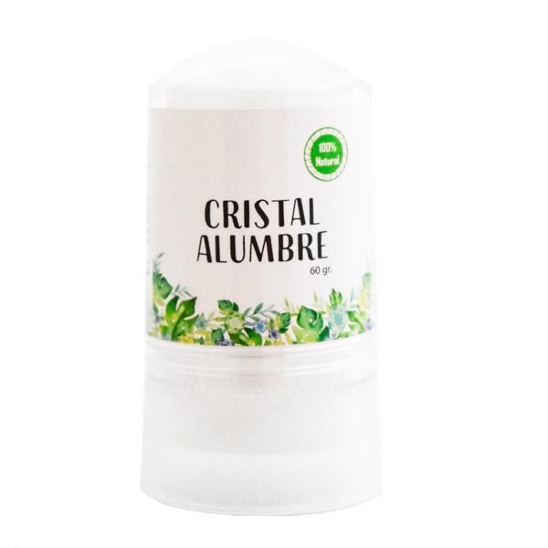 Cristal Alumbre Desodorante Hipoalergénico 60 g