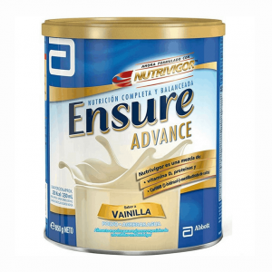 Ensure Advance Vainilla 850 gas