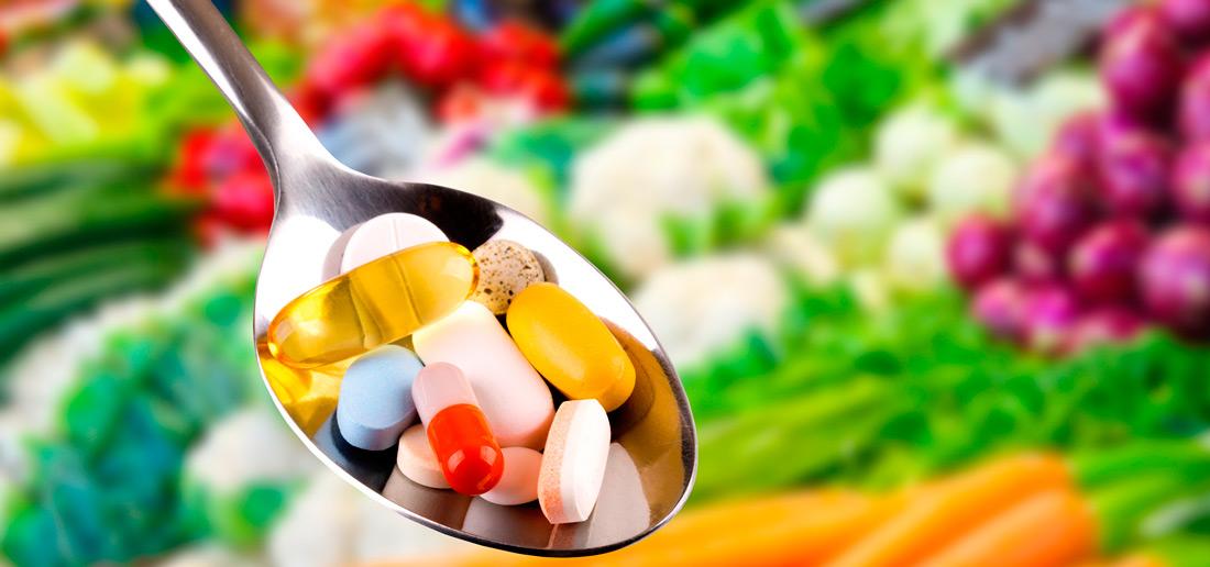 Suplementos alimentarios en Farmacias Santa Gemita