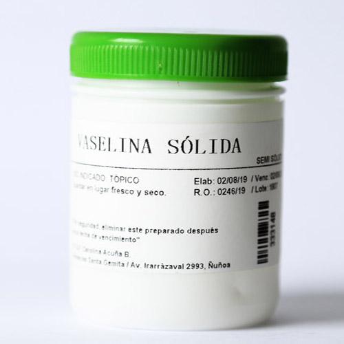 Vaselina sólida 250 g