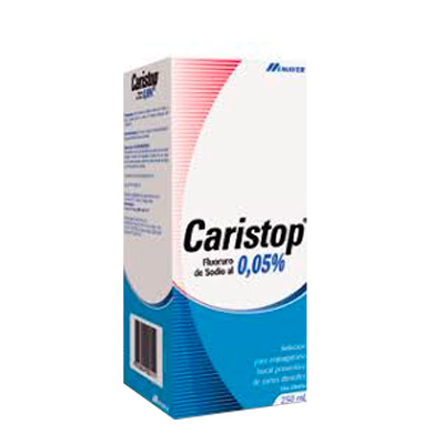 Caristop 0,05 % enjuagatorio bucal 250 ml