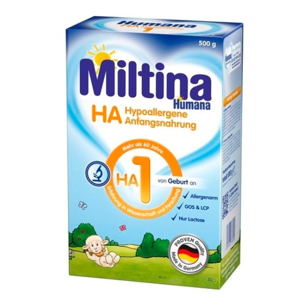 Miltina Humana HA1 500 g
