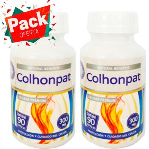 pack oferta colhonpat 300 mg aben lab