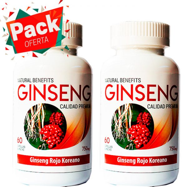 Pack oferta ginseng aben lab