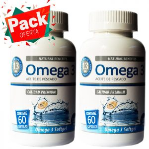 Pack oferta omega 3 aben lab