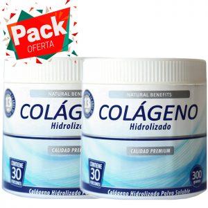 Pack Oferta Colágeno hidrolizado 300 g