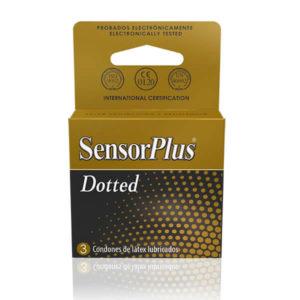 Sensor plus dotted