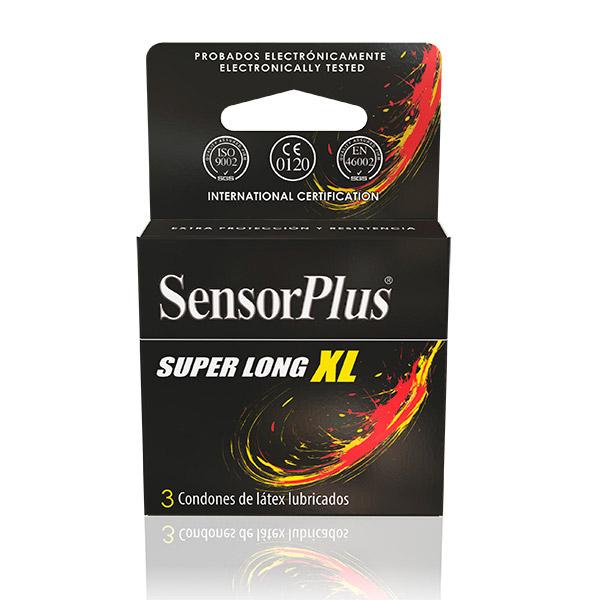 Sensor plus super long xl