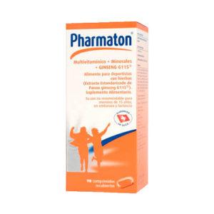 Pharmaton 90 comprimidos recubiertos