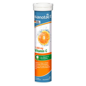 Sanotact Vitamina C 1000 mg tableta eferv.