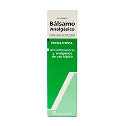 Bálsamo Analgésico C/Fenibutazona crema tópica30 g