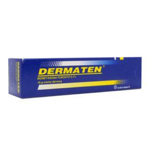Dermaten Crema Dérmica 0,1% x 15 g