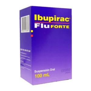 Ibupirac Flu Forte Suspensión Oral x 100 ml