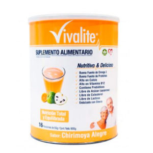 Vivalite suplemento alimentario 900 g Chirimoya Alegre