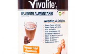 Vivalite suplemento alimentario 900 g chocolate